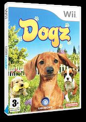 Dogz Wii cover (RDOP41)