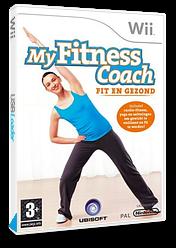 My Fitness Coach: Fit en Gezond Wii cover (RFKX41)