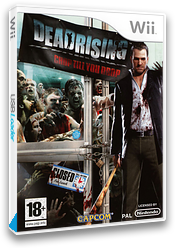 Dead Rising: Chop Till You Drop Wii cover (RINP08)