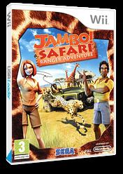 Jambo! Safari Animal Rescue Wii cover (RJJP8P)