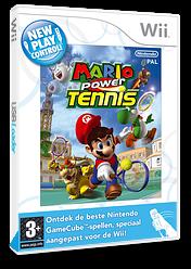 Mario Power Tennis Wii cover (RMAP01)