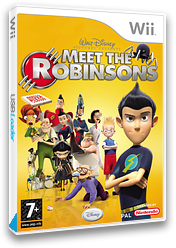 Meet The Robinsons Wii cover (RRSP4Q)
