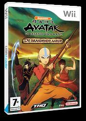 Avatar: De Legende van Aang - De Brandende Aarde Wii cover (RVAP78)