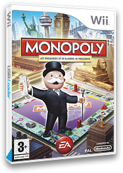 Monopoly Here & Now Worldwide Edition Wii cover (RWOP69)