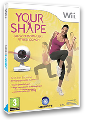 Your Shape Wii cover (RYRP41)