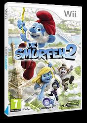 De Smurfen 2 Wii cover (S2XP41)