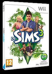 De Sims 3 Wii cover (S3MP69)