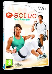 EA Sports Active: Extra Trainingen Wii cover (SEAP69)