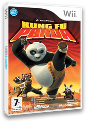 Kung Fu Panda Wii cover (RKPV52)