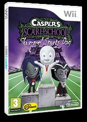 Casper's Scare School: Skummel Sports Dag Wii cover (RX4PMT)