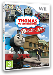Thomas & Friends: Hero of the Rails Wii cover (ST4PNX)