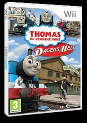 Thomas og vennene hans: Dagens Helt Wii cover (ST4XNX)