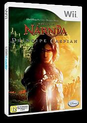 As Crónicas de Narnia: o Príncipe Caspian Wii cover (RNNZ4Q)