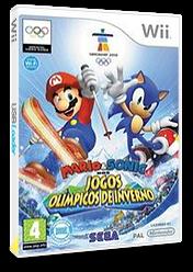 Mario & Sonic Nos Jogos Olímpicos de Inverno Wii cover (ROLP8P)