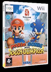 Mario & Sonic nos Jogos Olímpicos Wii cover (RWSP8P)