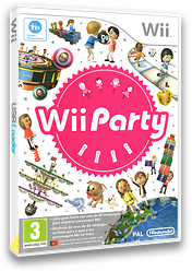 Wii Party Wii cover (SUPP01)