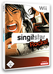 SingItStar Rocks! CUSTOM cover (SISR3Q)