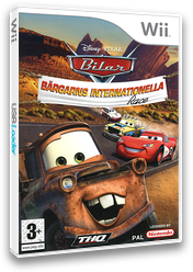 Bilar: Bärgarns Internationella Race Wii cover (RC2P78)