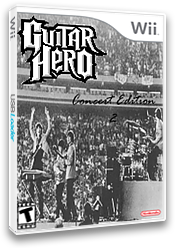 Guitar Hero Aerosmith Custom : Mini Concerts Edition 2 CUSTOM cover (CGVEM2)