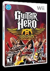 Guitar Hero Aerosmith Custom:Ultimate Video Game Hero CUSTOM cover (CGVEUV)