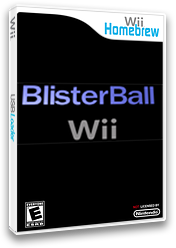 BlisterBall Homebrew cover (D07A)