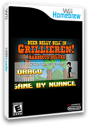 Beer Belly Bill 3 Grillieren Homebrew cover (DA8A)