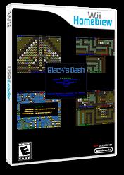 Blacks Dash Homebrew cover (DB7A)