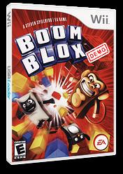 Boom Blox (Demo) Wii cover (DBKE69)