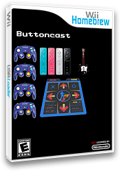 Buttoncast Homebrew cover (DBUA)
