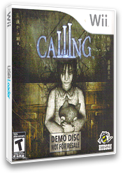 Calling (Demo) Wii cover (DCAE18)