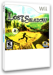 Lost In Shadow - Best Buy (Demo) Wii cover (DDWX18)