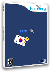 KoreanKii Homebrew cover (DKKA)