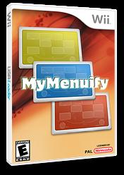 DMMA - MyMenuify