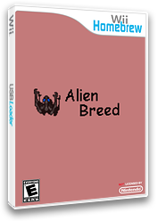 Alien Breed Homebrew cover (DN7A)