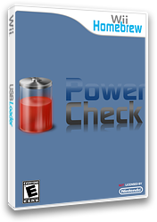 PowerCheck Homebrew cover (DOPA)