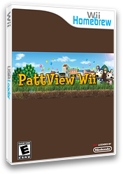 Pattview Homebrew cover (DPVA)