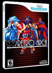 DRAA - RetroArch-Wii