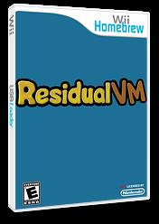 Residualvm Homebrew cover (DRVA)