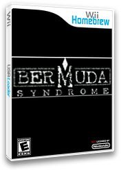 Bermuda Syndrome Wii Homebrew cover (DSOA)