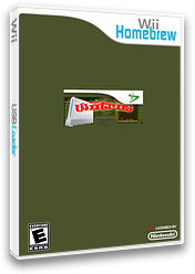 Wiitriis Homebrew cover (DTIA)