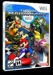 Kustom Mariokart Wii CUSTOM cover (DUCE01)
