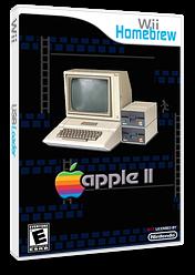 WiiApple Homebrew cover (DWAA)