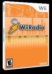 WiiRadio Homebrew cover (DWRA)