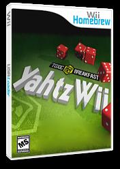 Yahtzwii Homebrew cover (DYWA)