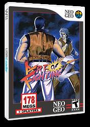 Art of Fighting 2 VC-NEOGEO cover (EALE)