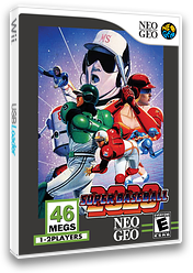 2020 Super Baseball VC-NEOGEO cover (EBUE)
