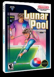 Lunar Pool VC-NES cover (FB4E)