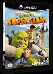 Shrek SuperSlam GameCube cover (G2RE52)
