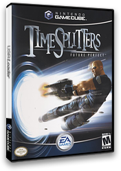 TimeSplitters: Future Perfect GameCube cover (G3FE69)
