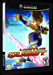 Virtua Quest GameCube cover (G8FE8P)
